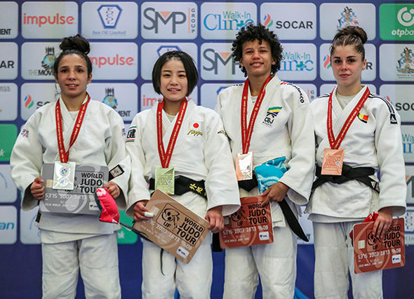 IJF Junior World Championships 2018 - DAY ONE - AIPS Media