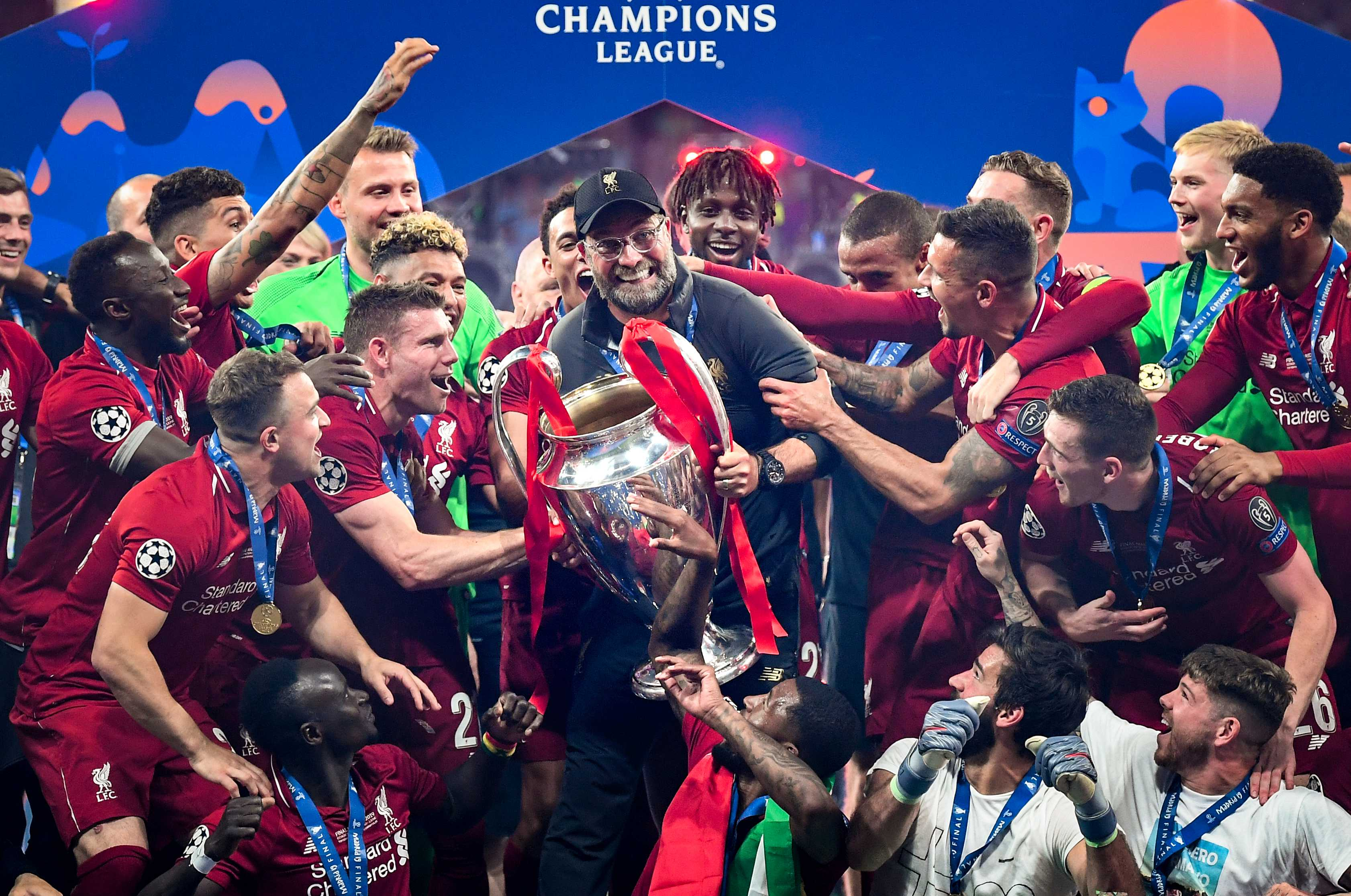 102 Aips Nations Voted Liverpool Fc The Best Team Of 2019 And Iaaf World Championships Doha The Best Press Facility Aips Media