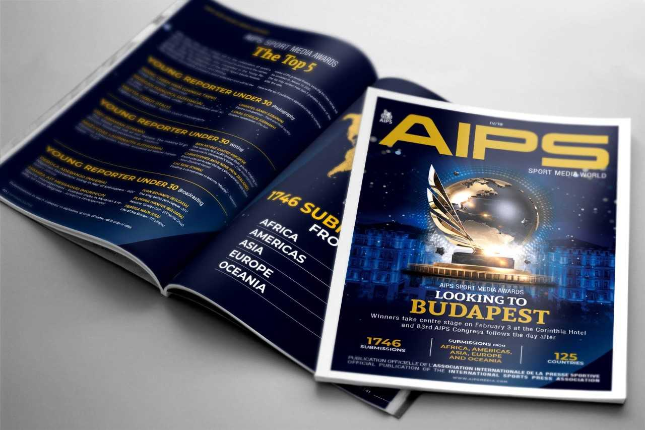 New edition of the AIPS magazine now online: an all out